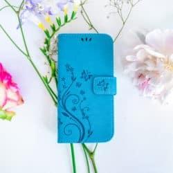 Pour la fête des mères découvrez l'étui portefeuille Flower
