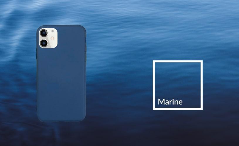 Coque Zanaé Color Marine