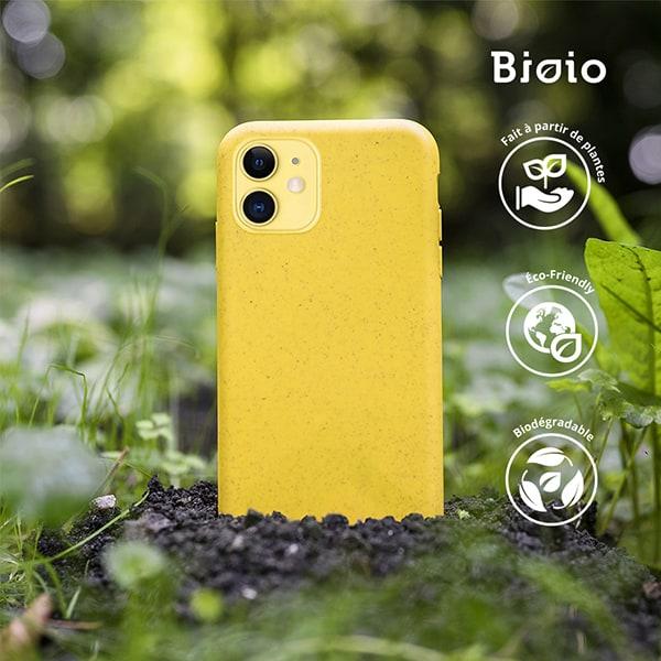 Bioio, coques à base de plantes, 100% biodégradables