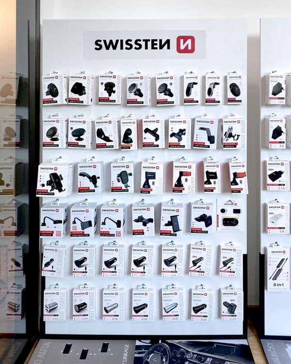 Swissten accessoires mobilité